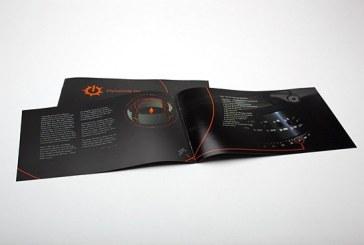 مشخصات طراحی کاتالوگ
