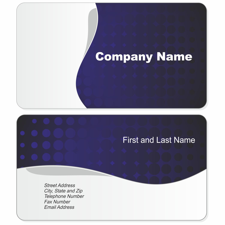 طراحی کارت ويزيت