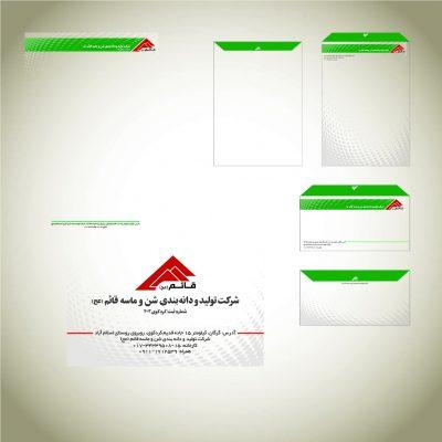 طراحی ست اداری و انواع اوراق