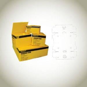 جعبه بسته بندی دارای چه الزامات طراحی می باشد