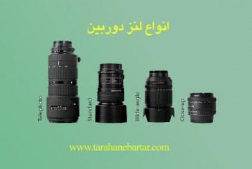انواع لنز های دورین عکاسی صنعتی و آشنایی با فاصله های کانونی | تجهیزات عکاسی صنعتی
