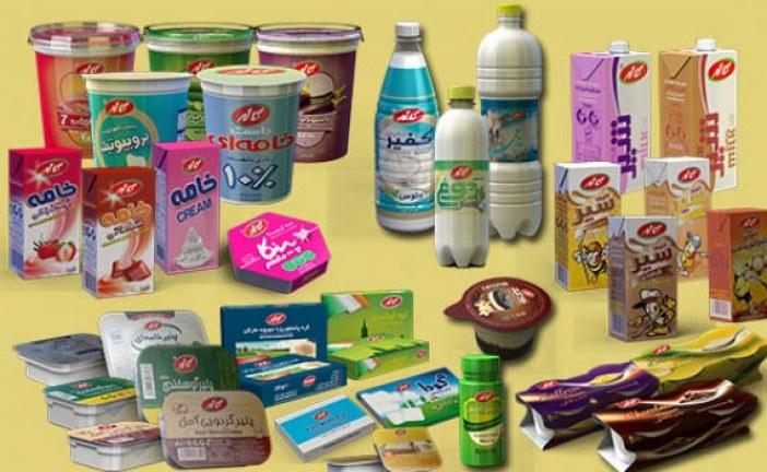 نقش تبلیغات در فروش محصولات لبنی