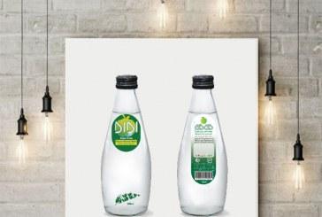 طراحی لیبل آبمعدنی جدید DIDI